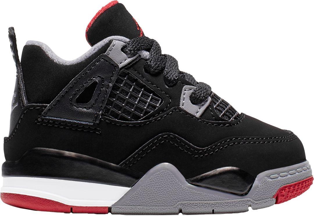 deb74dced12 Jordan Toddler Air Jordan 4 Retro Basketball Shoes. noImageFound. Previous