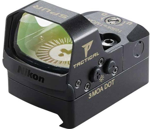 Nikon P-Tactical Spur Red Dot Sight product image