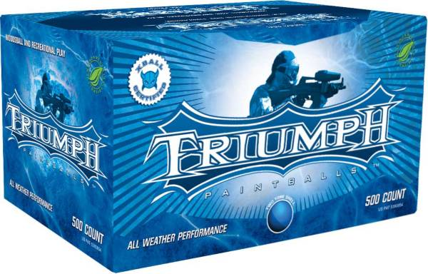 X-Ball Triumph Paintballs – 500 Count product image
