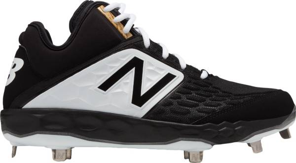 New Balance Men's 3000 V4 Metal Mid Baseball Cleats product image