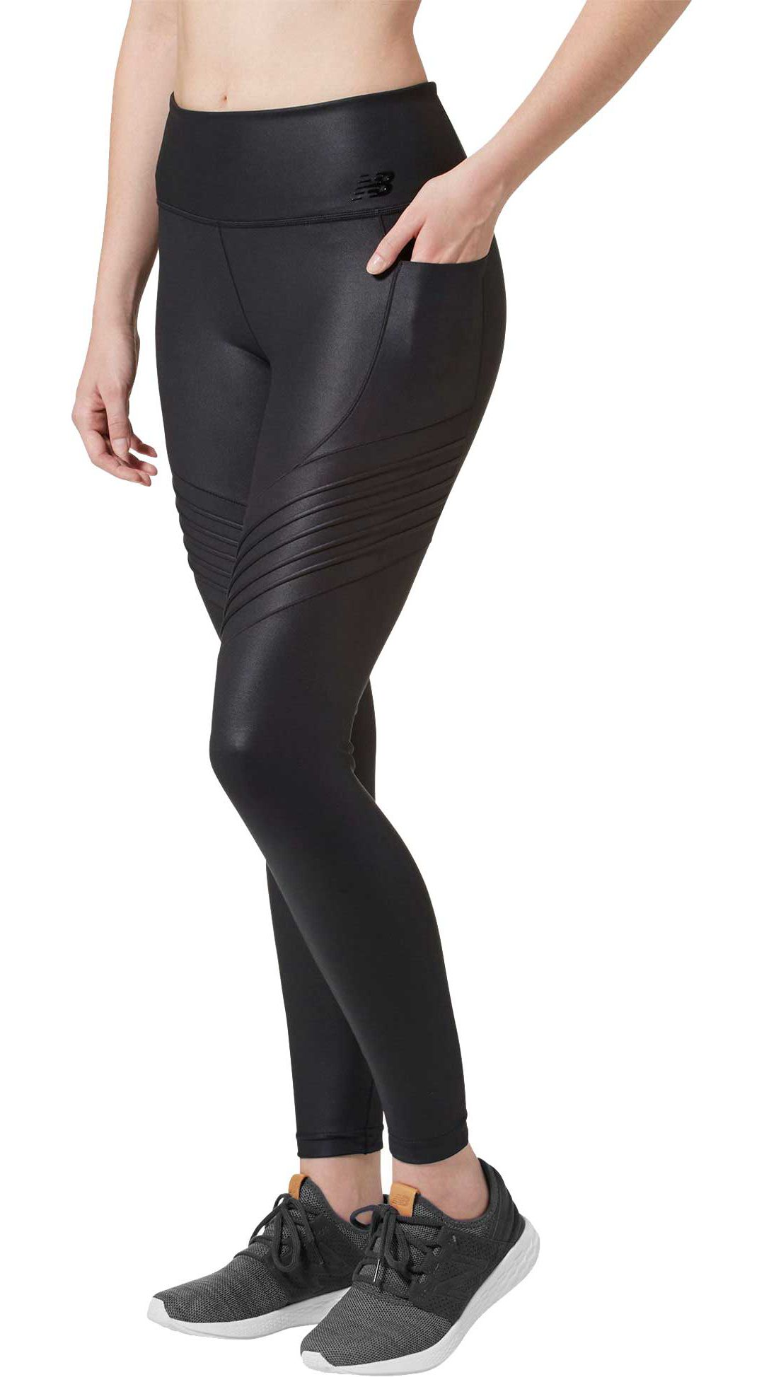 411e342b52186 New Balance Women's Captivate 7/8 Moto Tights | DICK'S Sporting Goods