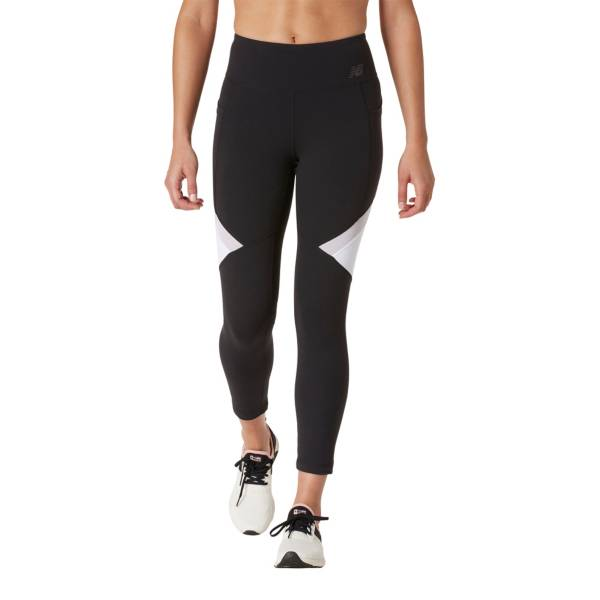 New Balance Women's High-Rise Transform Pocket Cropped Tights product image