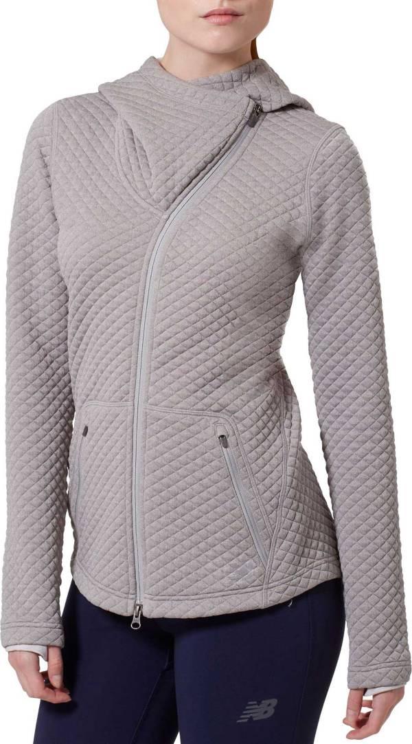 New Balance Women's Heat Loft Asymmetrical Full-Zip Jacket product image