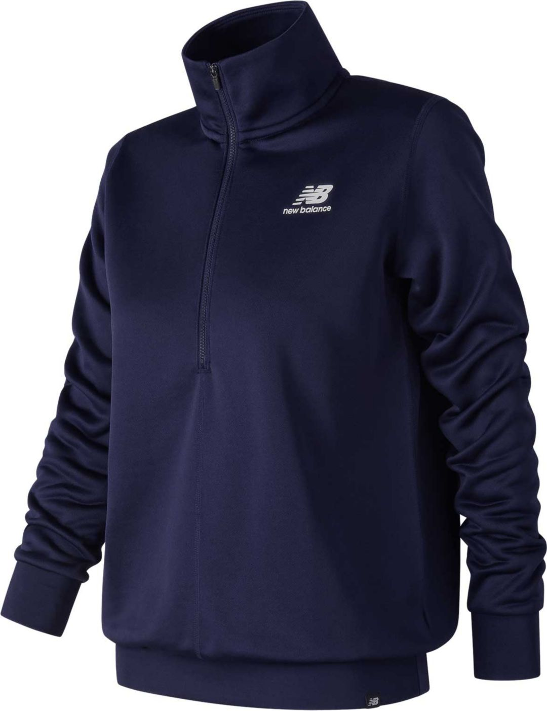 New Balance Women's Essentials Half Zip Pullover