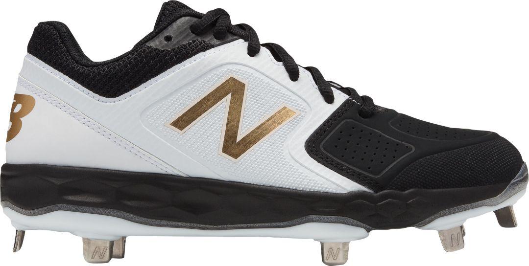 559f82862222 New Balance Women's Fresh Foam Velo 1 Metal Fastpitch Softball Cleats