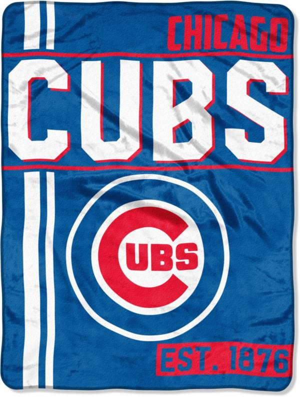 Northwest Chicago Cubs 46'' x 60'' Walk Off Micro Raschel Throw product image