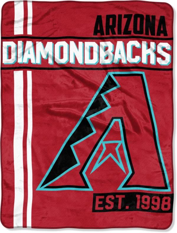 Northwest Arizona Diamondbacks Walk Off Micro Raschel Throw product image
