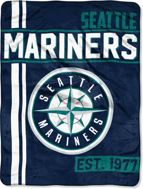 Northwest Seattle Mariners Walk Off Micro Raschel Throw product image