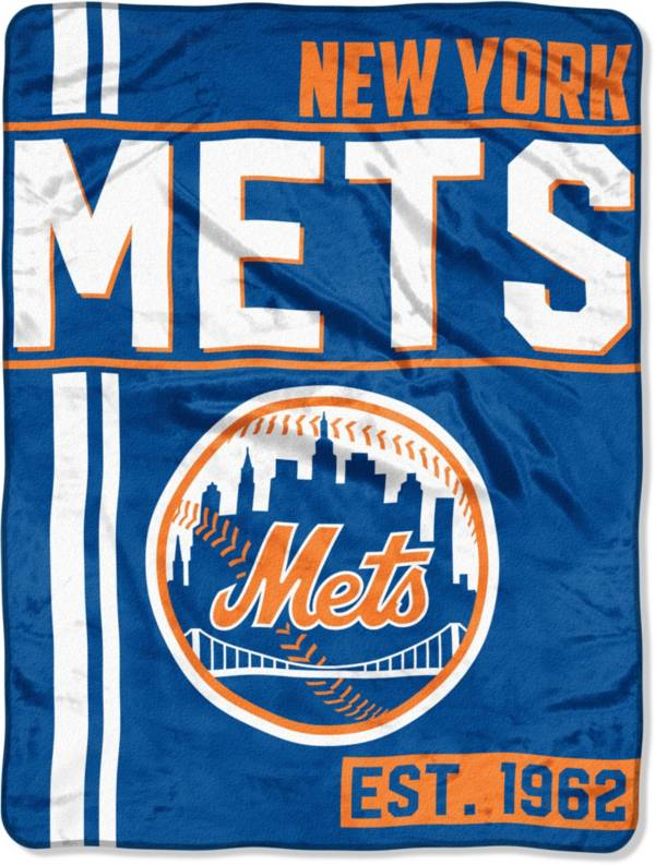 Northwest New York Mets Walk Off Micro Raschel Throw product image