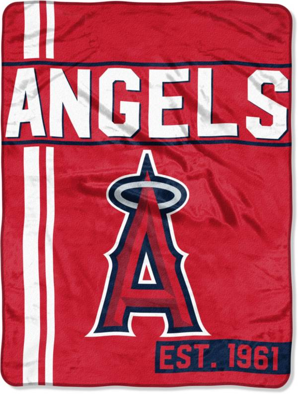 Northwest Los Angeles Angels Walk Off Micro Raschel Throw product image