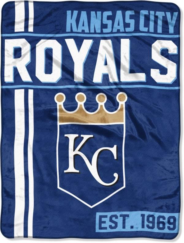 Northwest Kansas City Royals 46'' x 60'' Walk Off Micro Raschel Throw product image