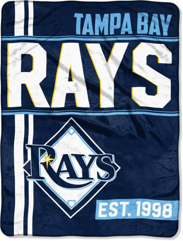 Northwest Tampa Bay Rays Walk Off Micro Raschel Throw product image