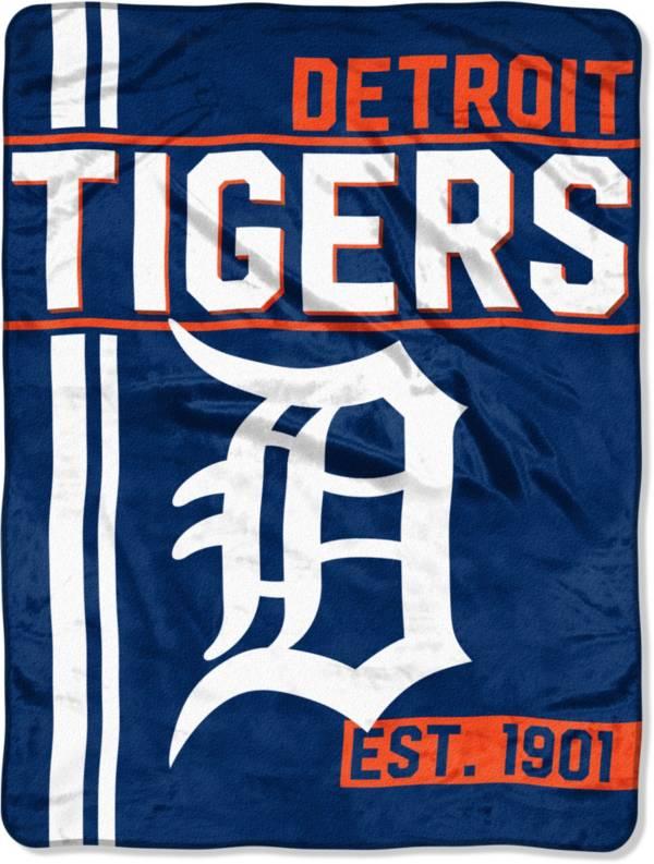 Northwest Detroit Tigers Walk Off Micro Raschel Throw product image