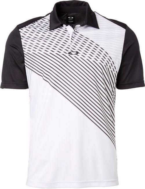 917c3a0a6a781 Oakley Men s Infinity Vertical Line Golf Polo. noImageFound. Previous