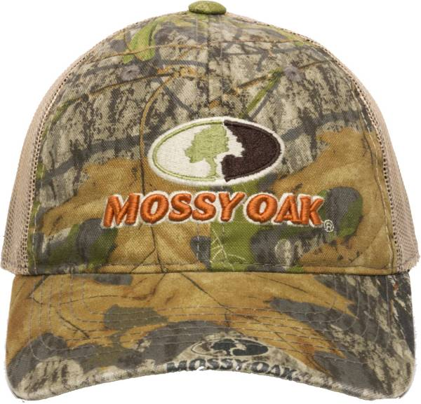 Outdoor Cap Men's Mossy Oak Obsession Logo Mesh Hat product image