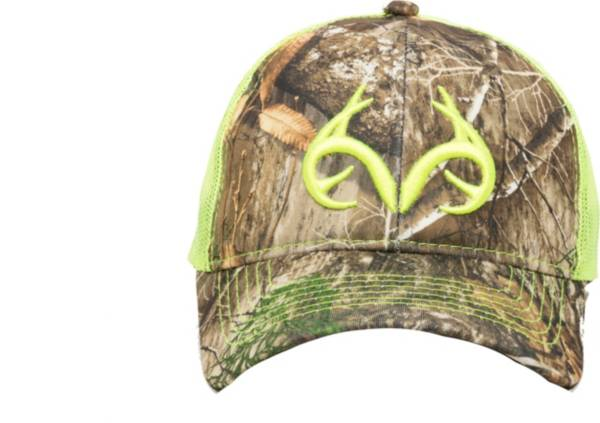 Outdoor Cap Men's Realtree EDGE Neon Logo Hat product image