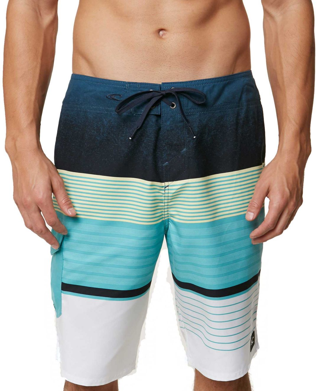 "a8a52933ee O'Neill Men's Lennox 21"" Board Shorts 