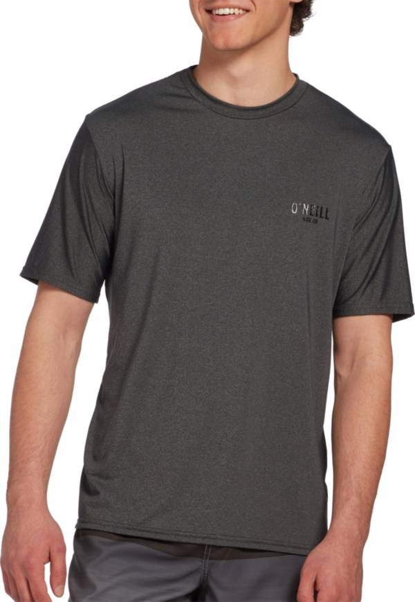 O'Neill Men's Hybrid Quality Control Short Sleeve Rash Guard product image