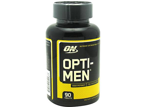Optimum Nutrition Opti-Men Multivitamin 90 Tablets product image