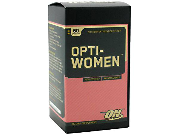 Optimum Nutrition Opti-Women Multivitamin product image