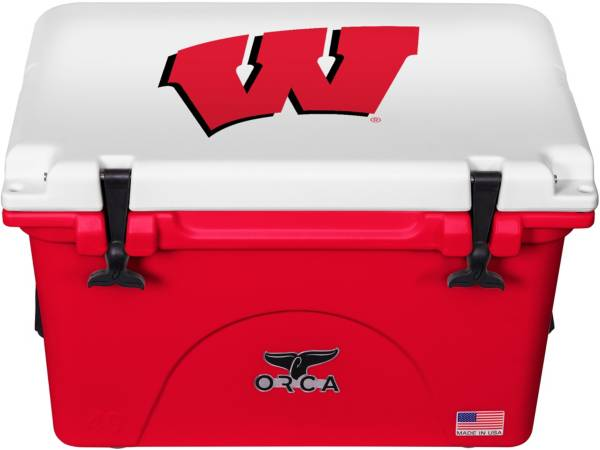 ORCA Wisconsin Badgers 40qt. Cooler product image