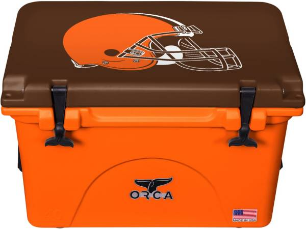 ORCA Cleveland Browns 40qt. Cooler product image