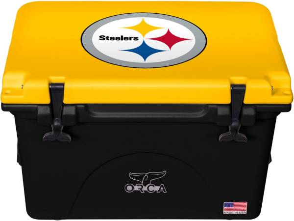 ORCA Pittsburgh Steelers 40qt. Cooler product image
