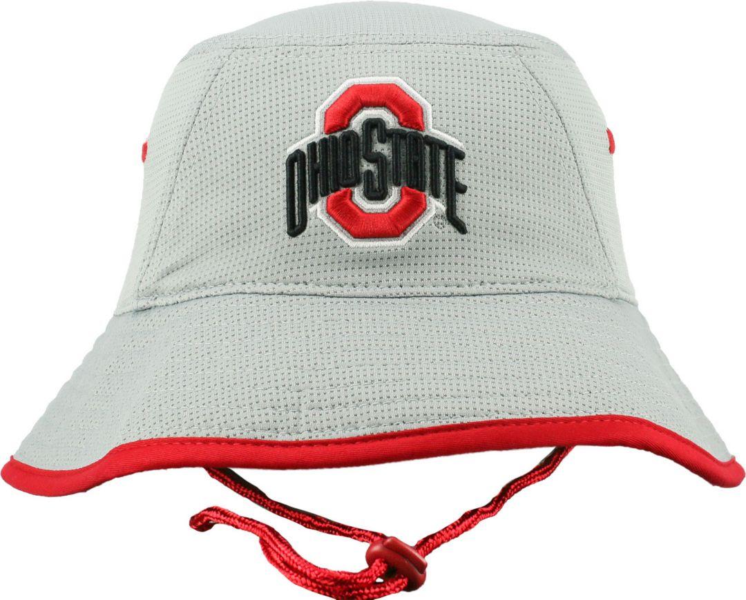 a39107ebcd61fc OSU Men's Ohio State Buckeyes Gray Bucket Hat. noImageFound. Previous