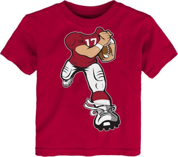 Gen2 Toddler Alabama Crimson Tide Crimson Football Dreams T-Shirt product image