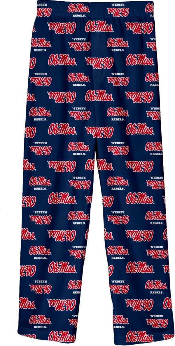 Gen2 Youth Ole Miss Rebels Red Sleep Pants product image