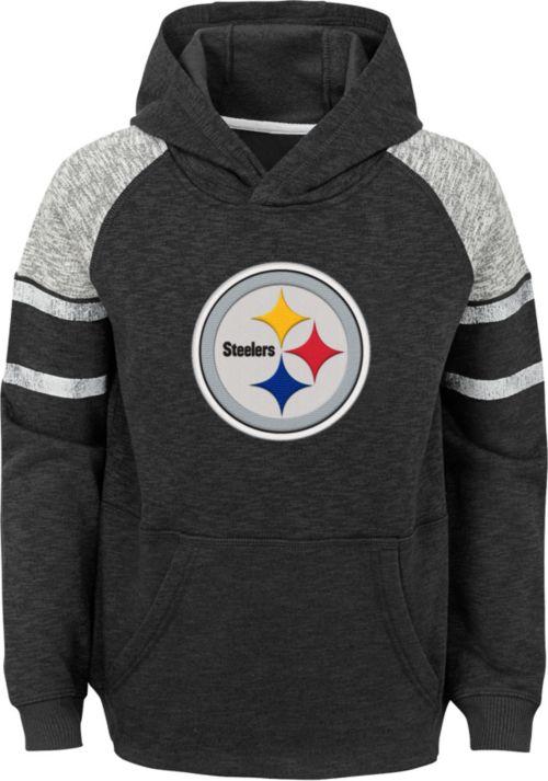 ... Pittsburgh Steelers Linebacker Black Pullover Hoodie. noImageFound. 1 37e4867a2