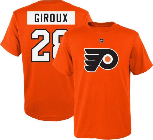 NHL Youth Philadelphia Flyers Claude Giroux #28 Orange Player T-Shirt product image