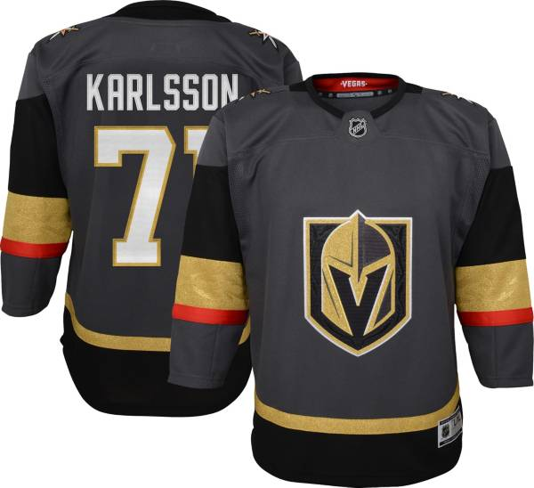NHL Youth Vegas Golden Knights William Karlsson #71 Premier Home Jersey product image