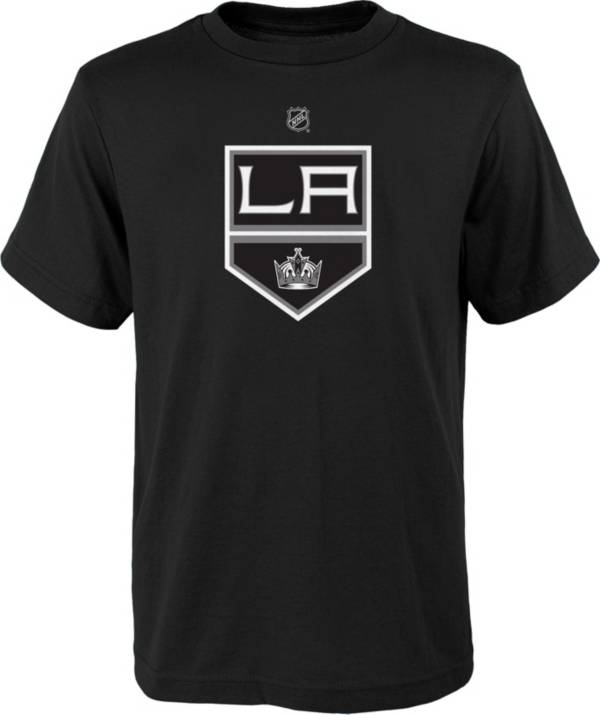 NHL Youth Los Angeles Kings Primary Logo Black T-Shirt product image
