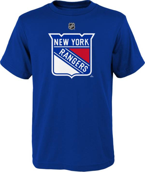 NHL Youth New York Rangers Primary Logo Royal T-Shirt product image