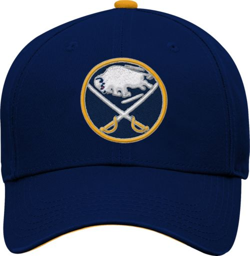78849b0f7c8 NHL Youth Buffalo Sabres Basic Structured Navy Adjustable Hat.  noImageFound. Previous