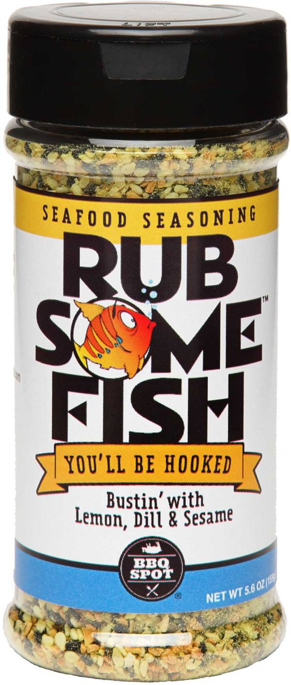 Rub Some Fish Seafood Seasoning product image