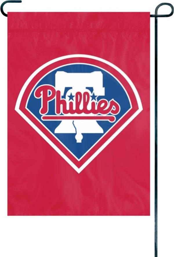 Party Animal Philadelphia Phillies Premium Garden Flag product image