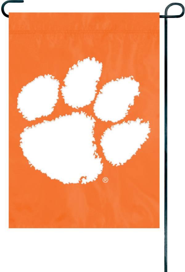 Party Animal Clemson Tigers Premium Garden Flag product image