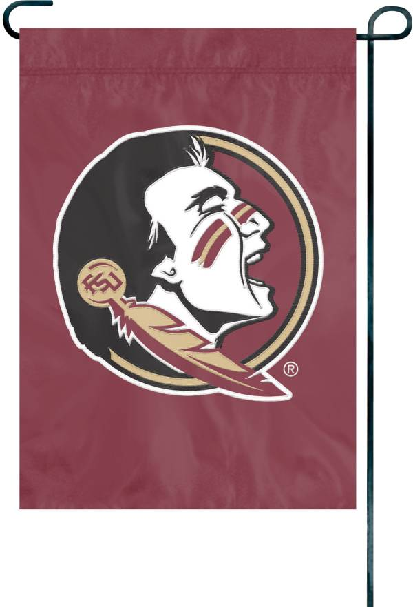 Party Animal Florida State Seminoles Premium Garden Flag product image