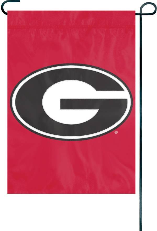Party Animal Georgia Bulldogs Premium Garden Flag product image