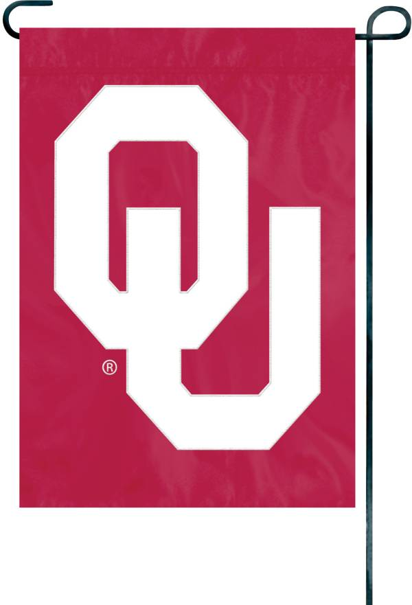 Party Animal Oklahoma Sooners Premium Garden Flag product image