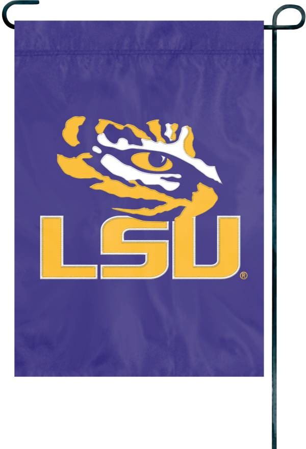 Party Animal LSU Tigers Premium Garden Flag product image
