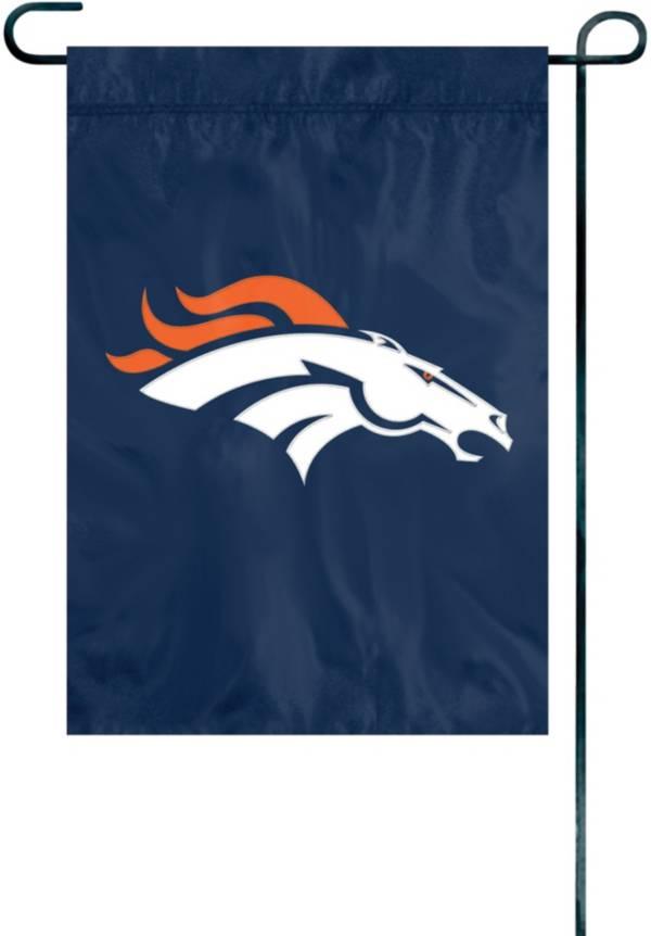 Party Animal Denver Broncos Premium Garden Flag product image