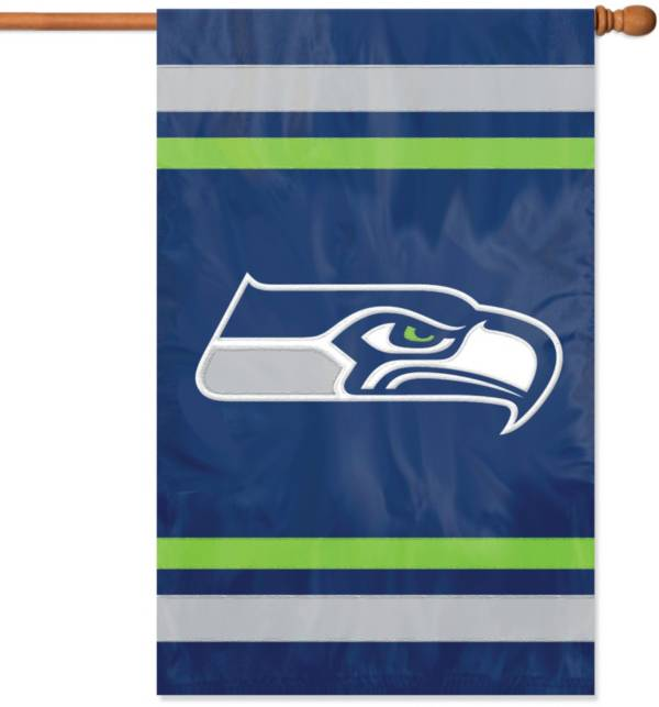 Party Animal Seattle Seahawks House Flag product image