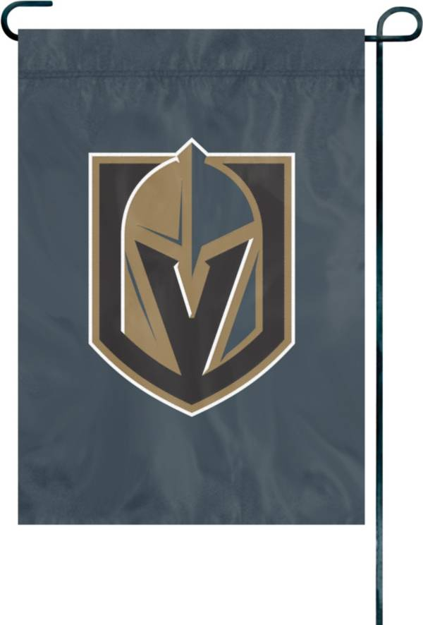 Party Animal Vegas Golden Knights Premium Garden Flag product image