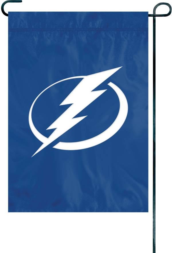 Party Animal Tampa Bay Lightning Premium Garden Flag product image