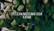 Pelican Mustang 100X Kayak product image