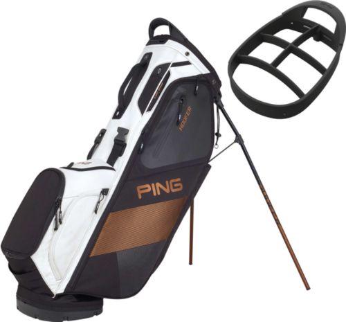 f83632aa9b23 Ping 2018 Hoofer Stand Bag Golf Galaxy. Ping golf bag ebay greenfil golf  online pin cad bag deluxe model pgj cbdx16 ...
