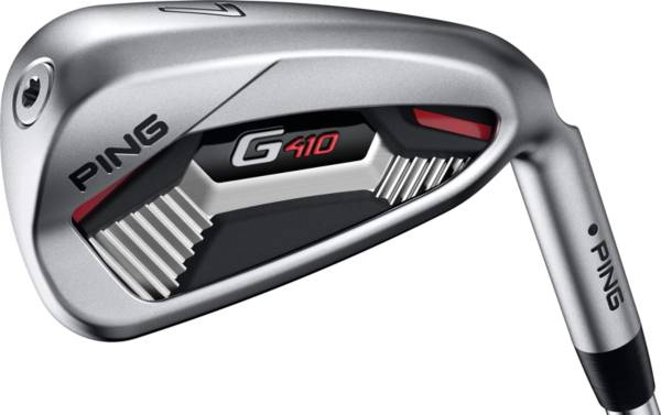 PING G410 Black Dot Irons – (Graphite) product image